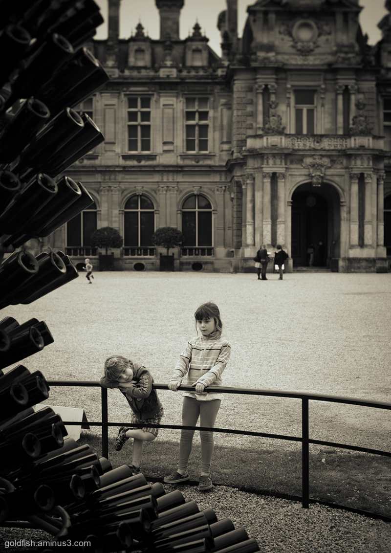 Gethin & Tegan @ Waddesdon Manor
