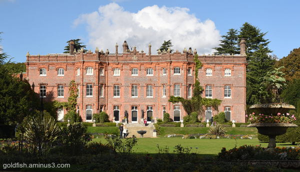 Hughenden House