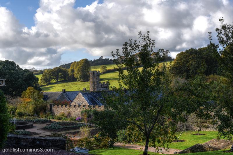 Buckland Abbey vi