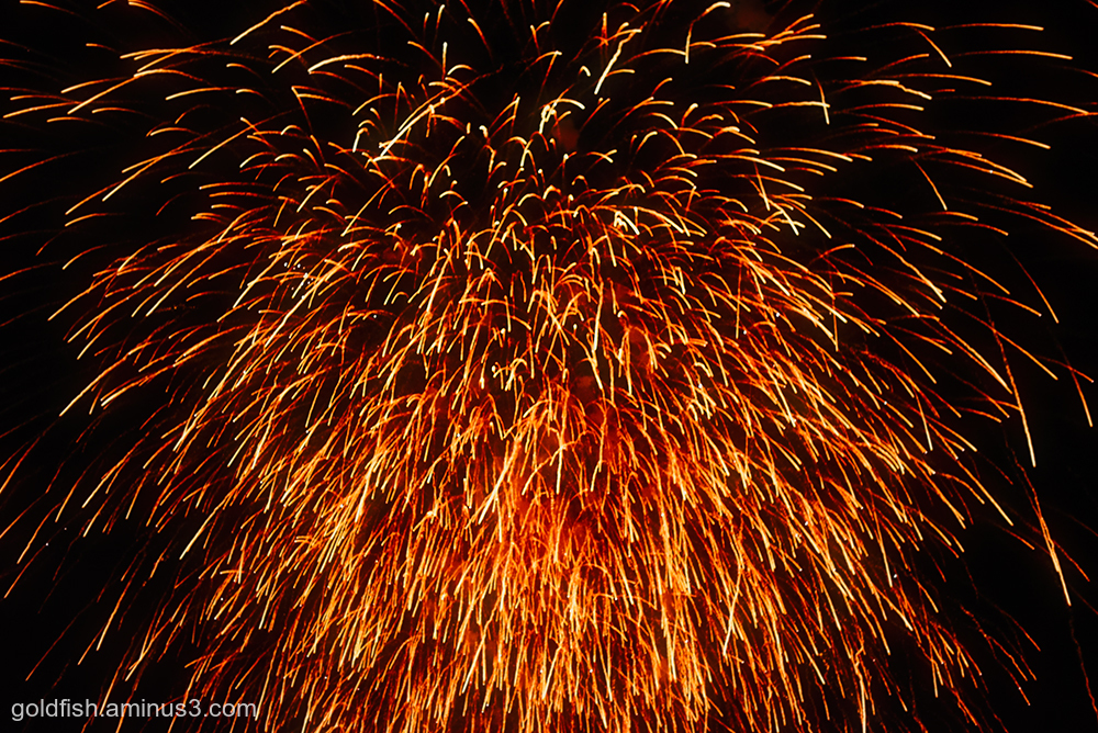 Abingdon's Xmas Lights Switch On Fireworks