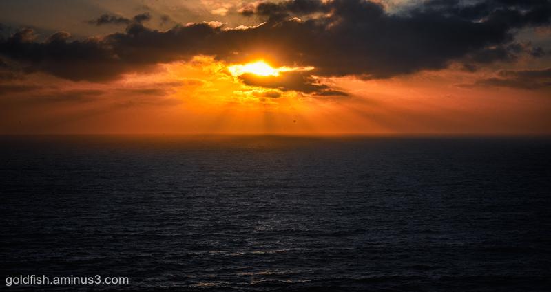 Bedruthan Sunset iii