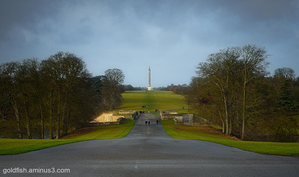 Column Of Victory @ Blenheim Palace