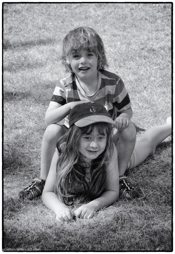 Tegan & Gethin