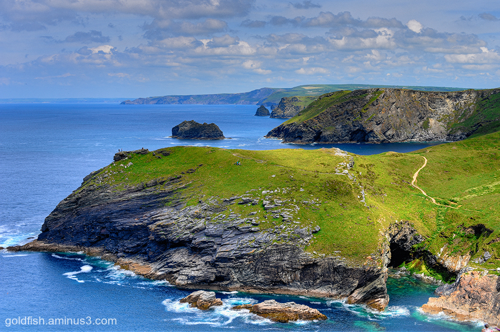 Tintagel Haven & Beyond