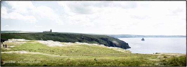 Tintagel View