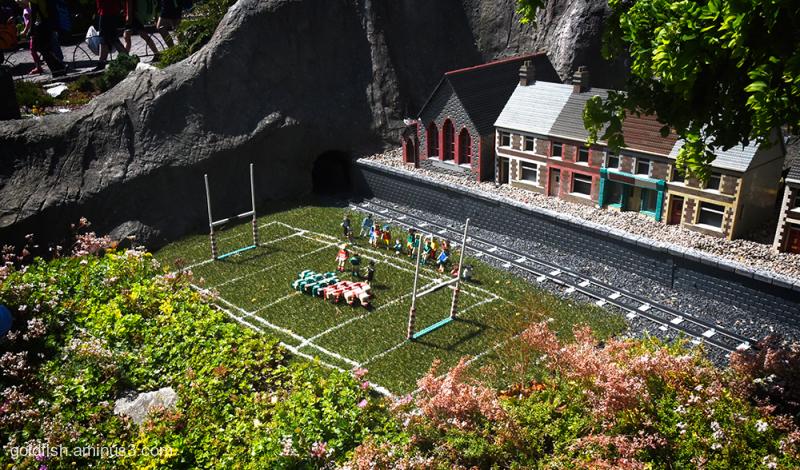 'Lego' Rugby