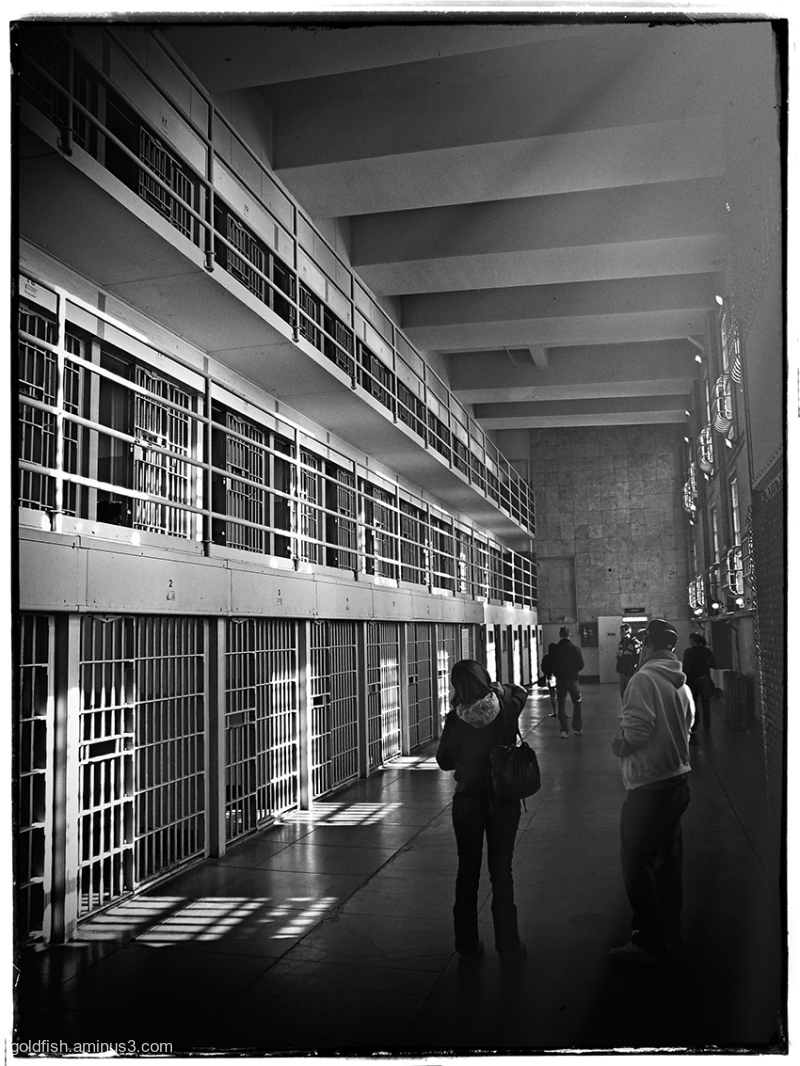 Escape From Alcatraz viii