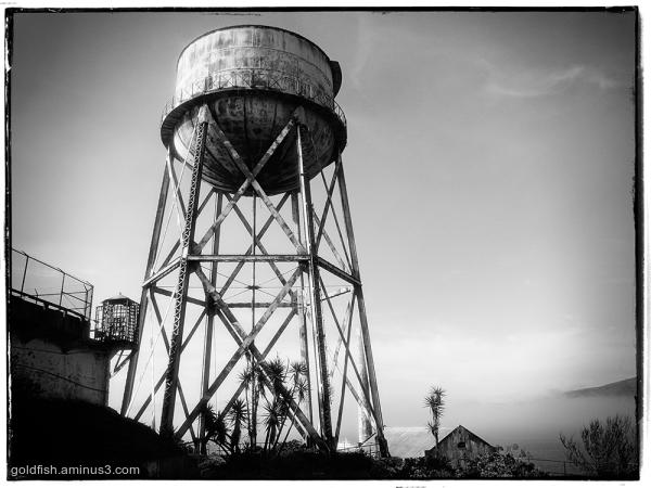 Escape From Alcatraz ix