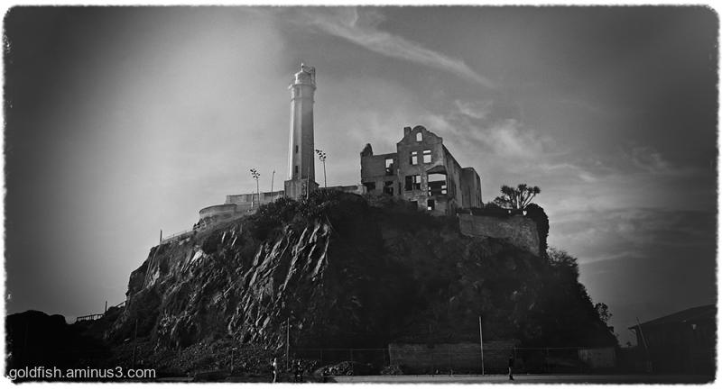 Escape From Alcatraz x