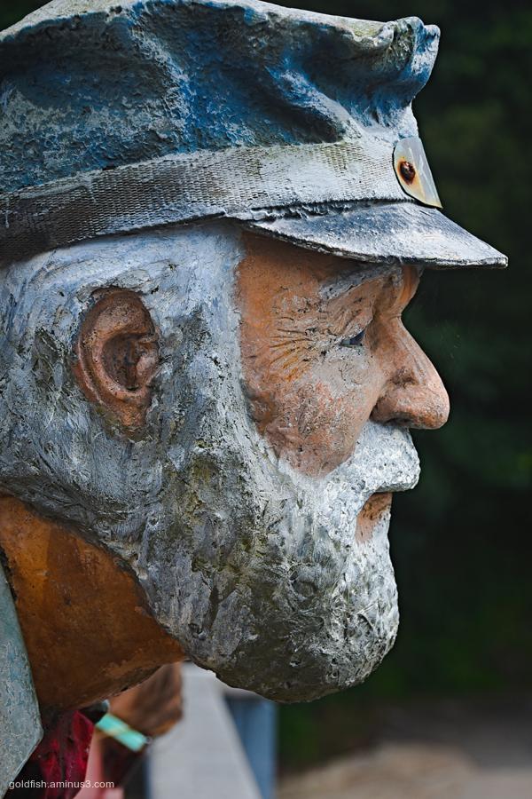 King Harry Ferry Figure