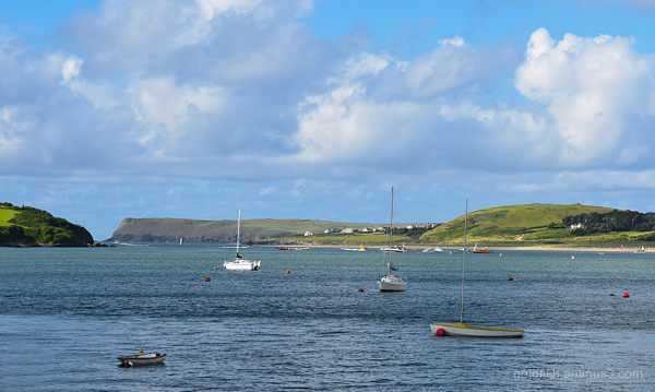 View From Padstow