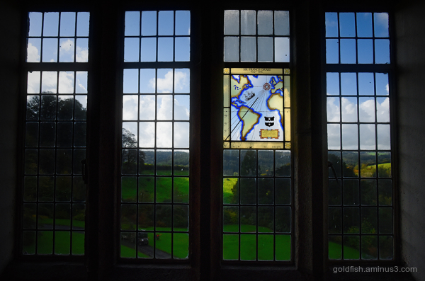 Sir Francis Drake Window
