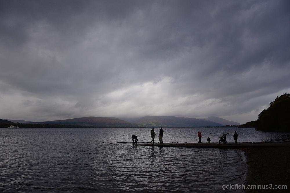Loch Lomond View ii
