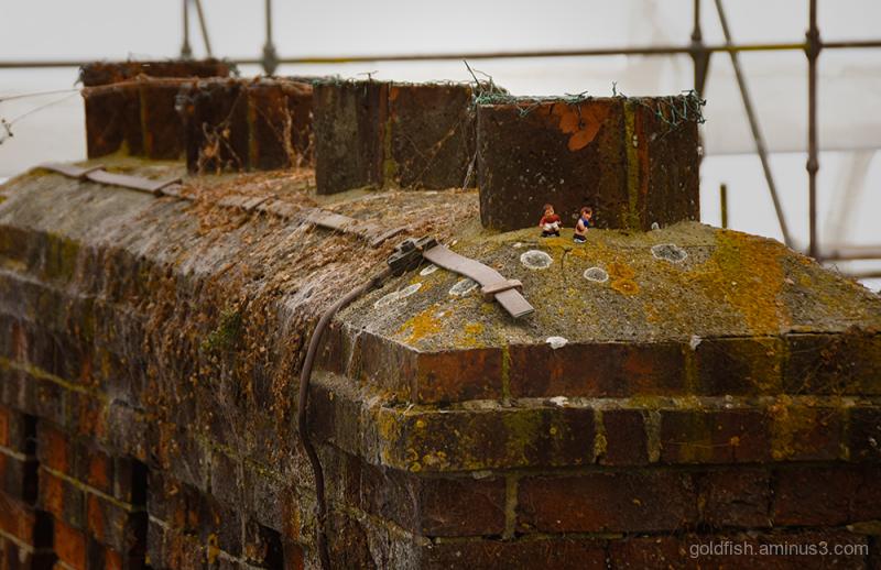 Roof Restoration @ The Vyne iii