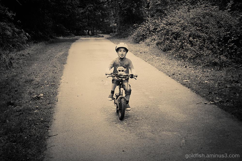On Yer Bike ii