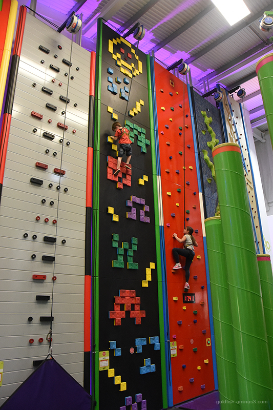 Clip n Climb Is Fantastic