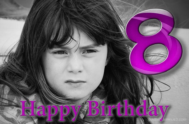 Happy Birthday Tegan