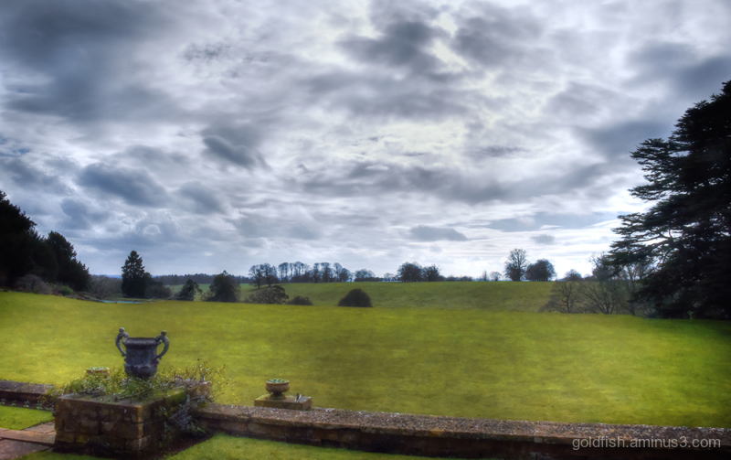 Upton House View