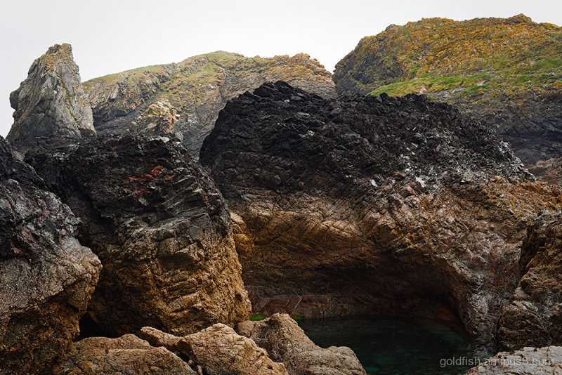 Kynance Cove Rocks