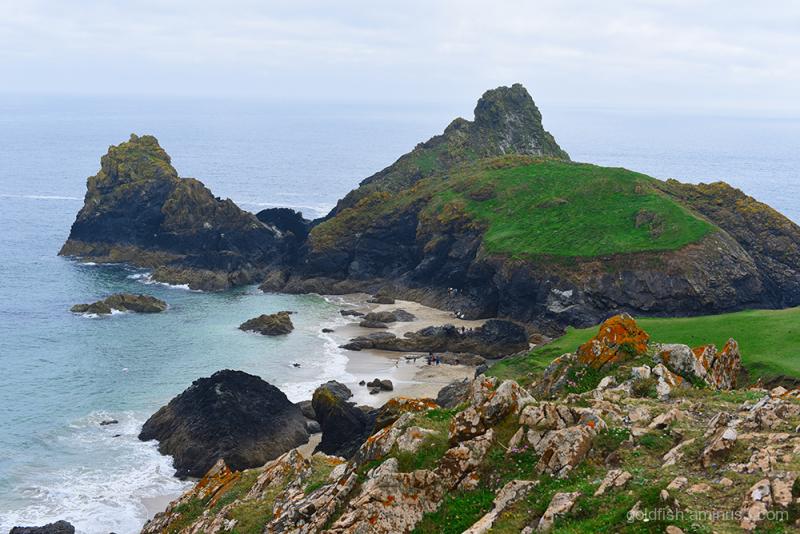 Kynance Cove Rocks iii