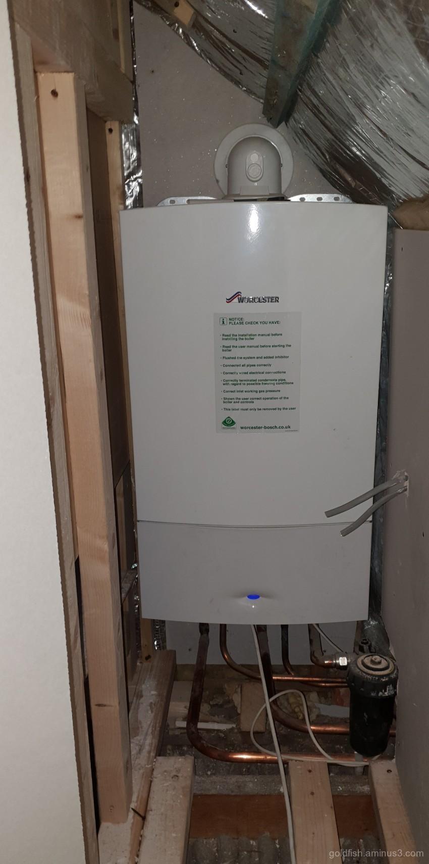 The New Boiler