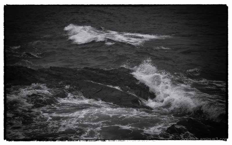 Breaking Waves iii