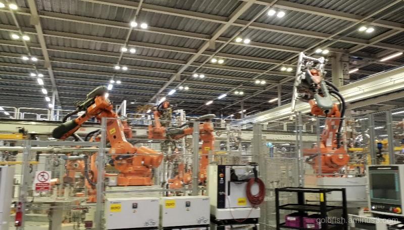 BIW Robot ii