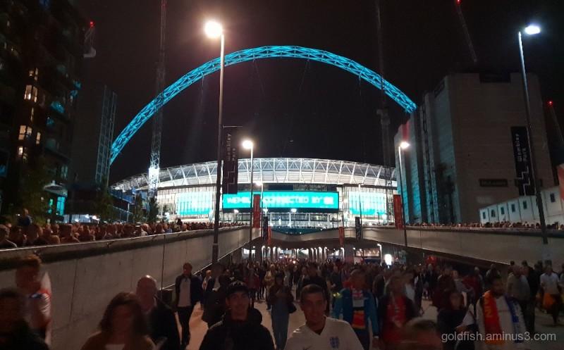 Wembley Way