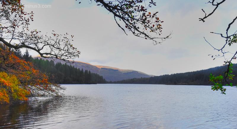 Loch Drunkie View VII