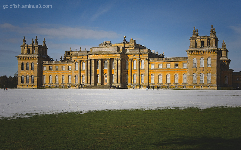 Blenheim Palace XX