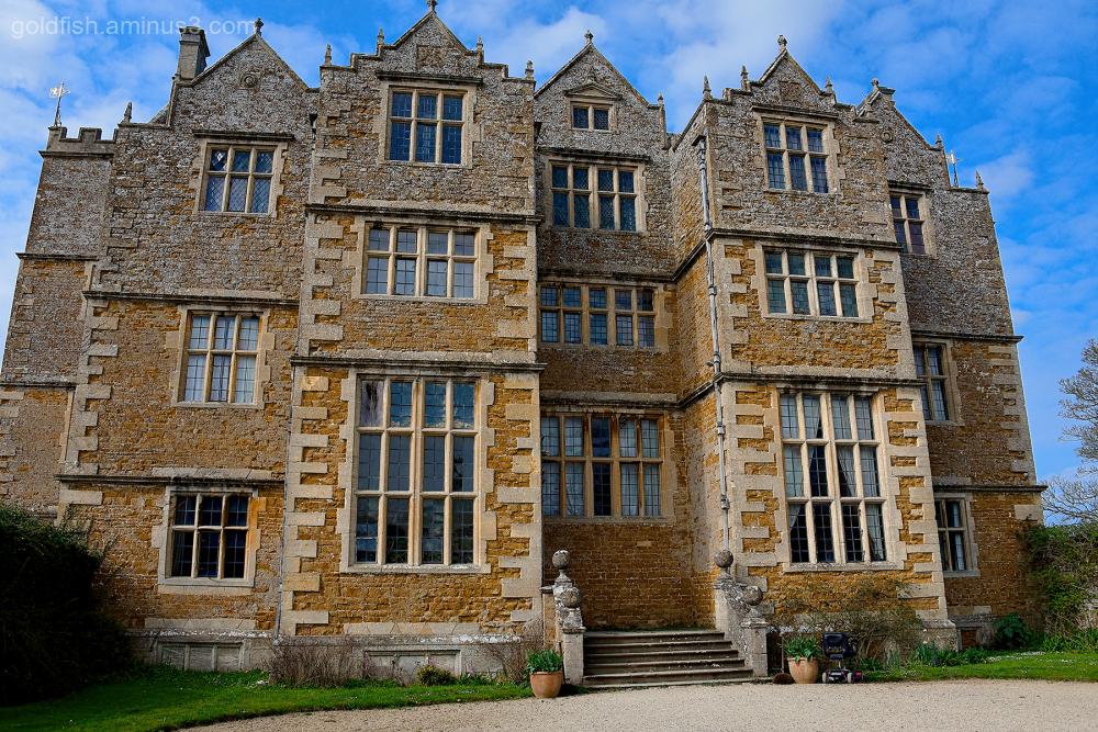 Chastleton House II