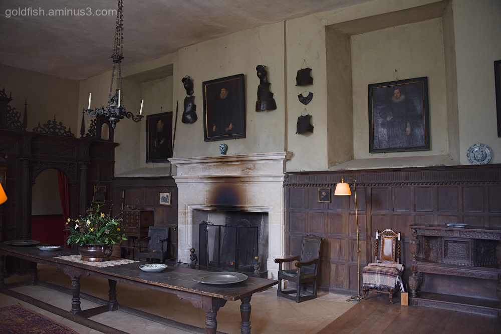 Chastleton House III