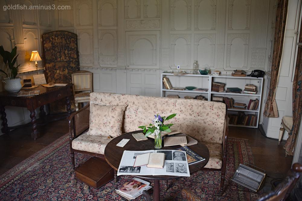 Chastleton House IV