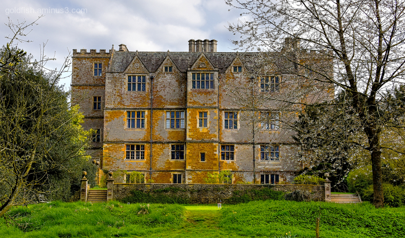 Chastleton House IX