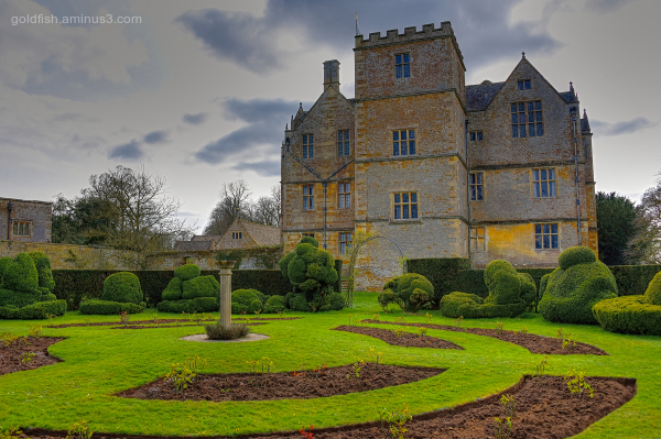 Chastleton House XI