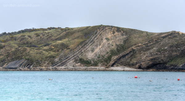 Lulworth Cove III