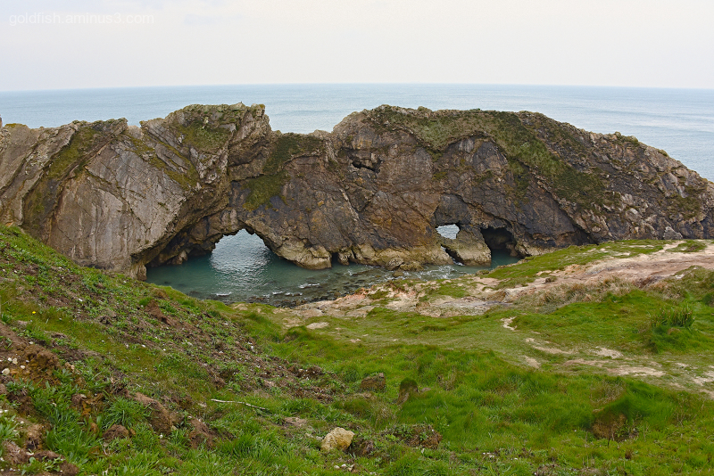Lulworth Cove V