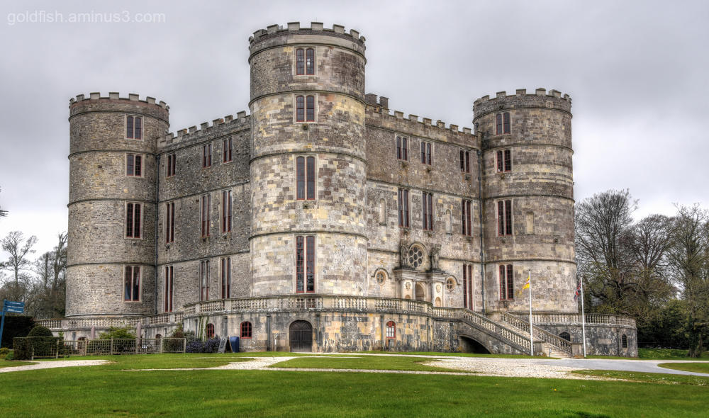 Lulworth Castle II