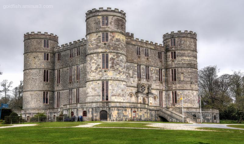 Lulworth Castle II