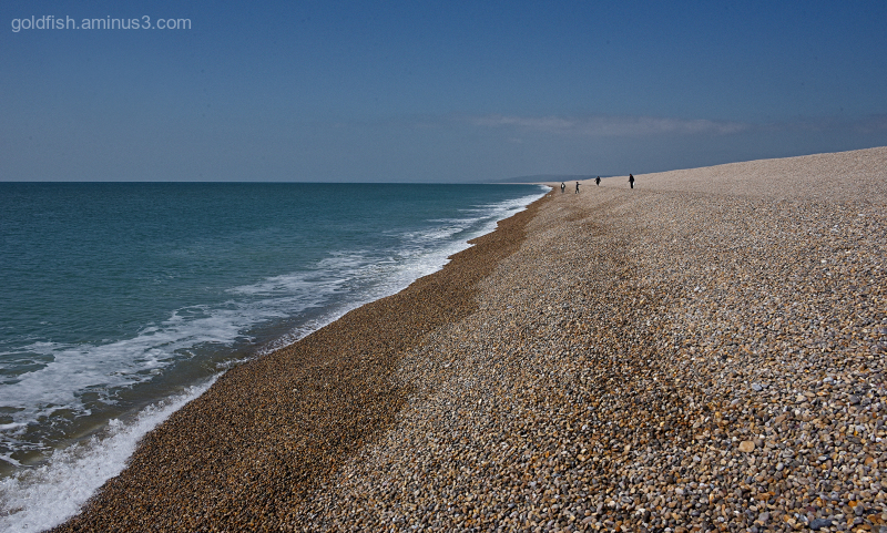 Chesil Beach VI