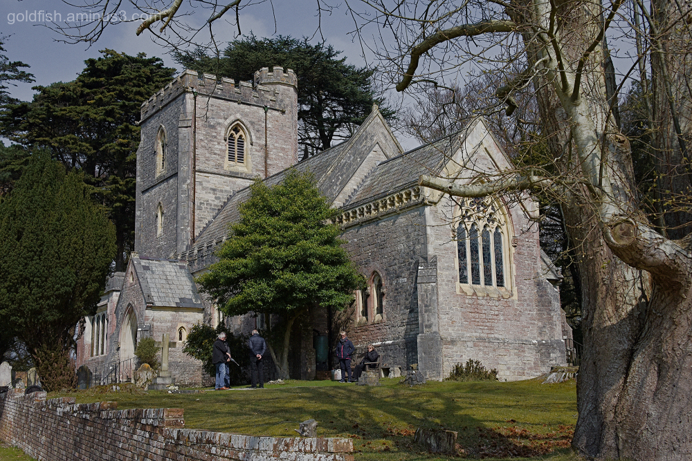 St. Mary's Church - Brownsea Island