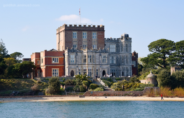 Brownsea Castle - Brownsea Island