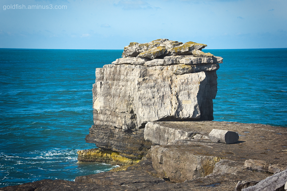 Preachers Rock - Portland Bill