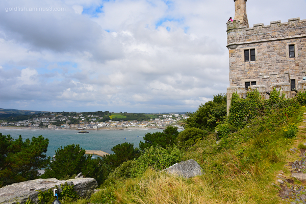 St Michael's Mount XIV