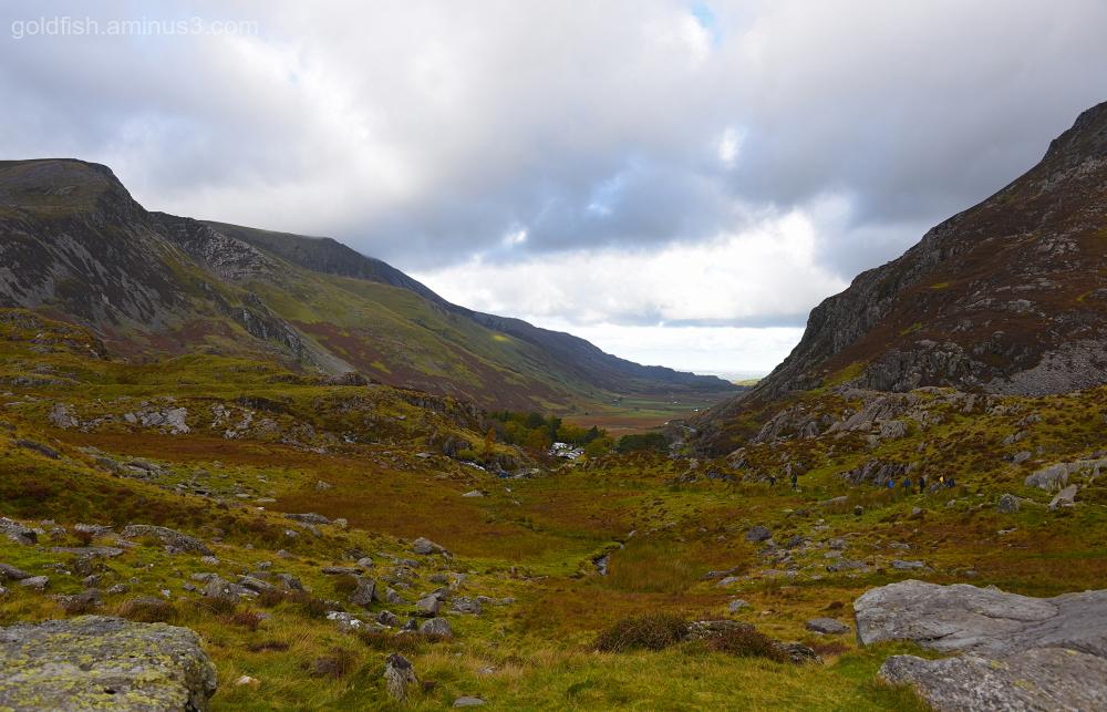 Nant Ffrancon Valley - Wales
