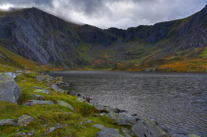 Cwm Idwal - Snowdonia