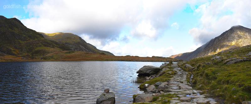 Cwm Idwal - Snowdonia II