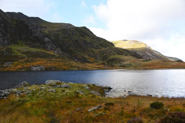 Cwm Idwal - Snowdonia III