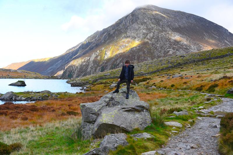 Cwm Idwal - Snowdonia IV