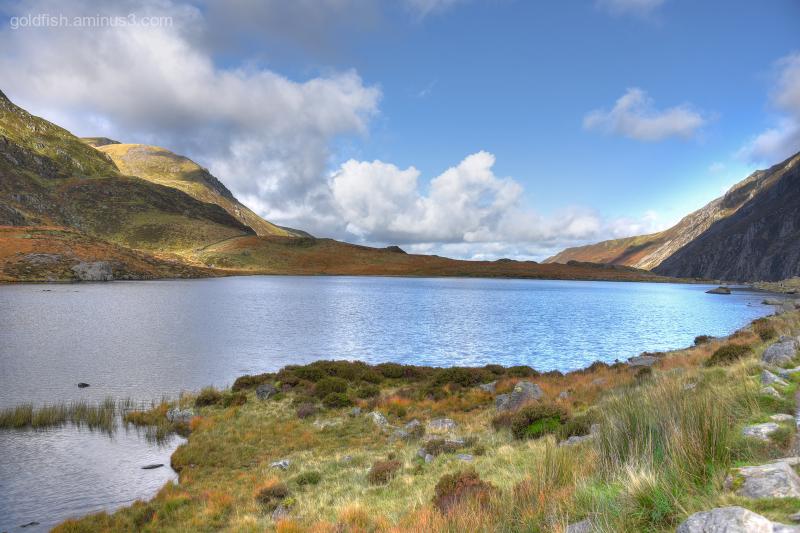 Cwm Idwal - Snowdonia V